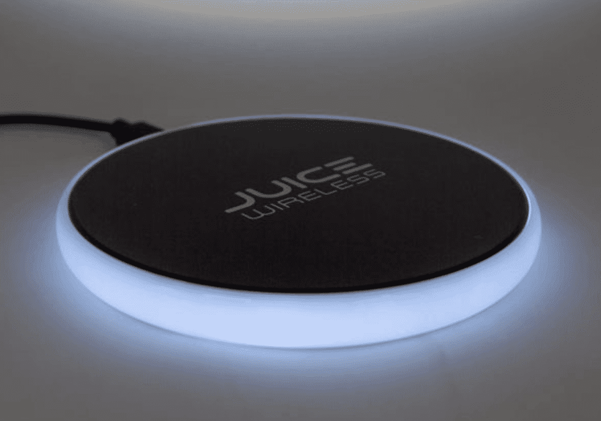 Tech2 Juice Qi-Certified Wireless Charger
