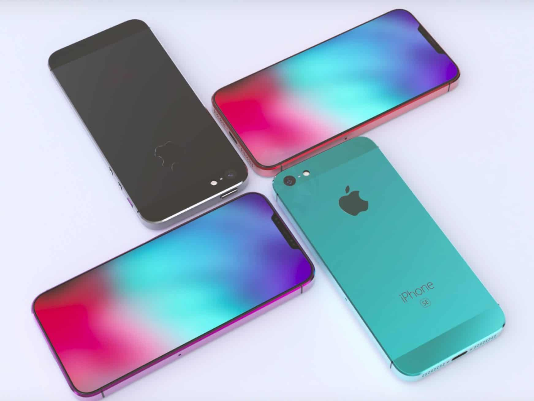 iPhone SE2 leaked