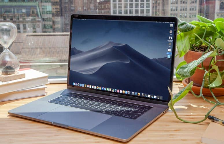 macOS on MacBook