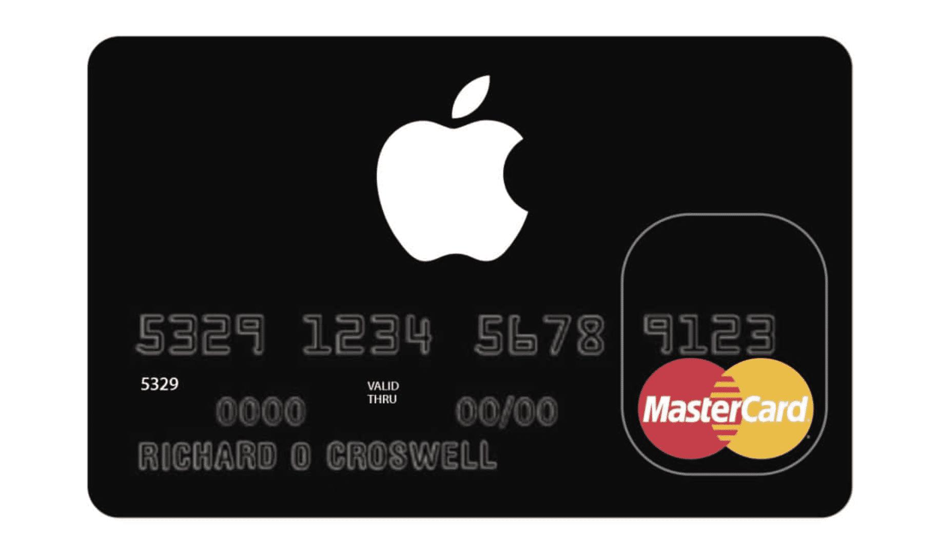 2004 Apple Credit Card