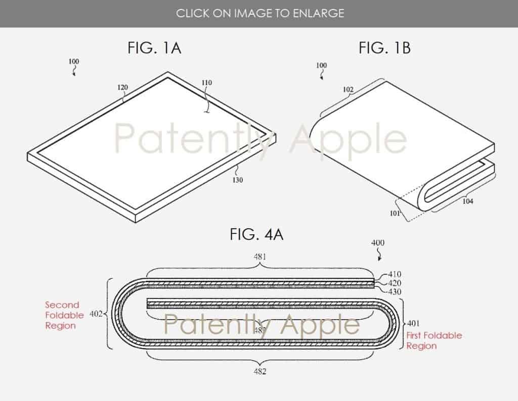 Foldable iPad Image