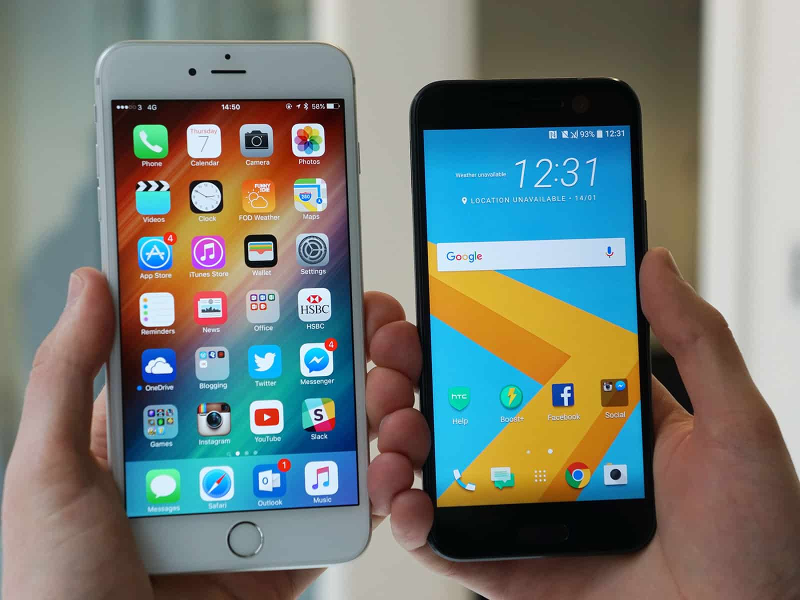 How To Switch Data From Old iPhone To New Android Phone Using dr.fone