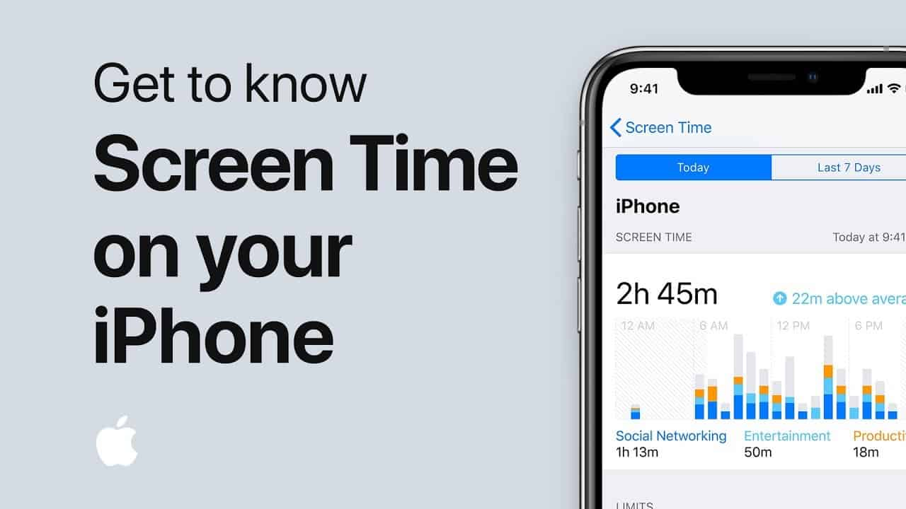 How to check your screen time on iPhone