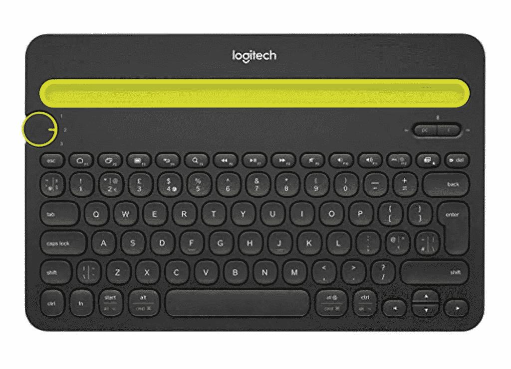 Logitech iPad Mini 5 Keyboard