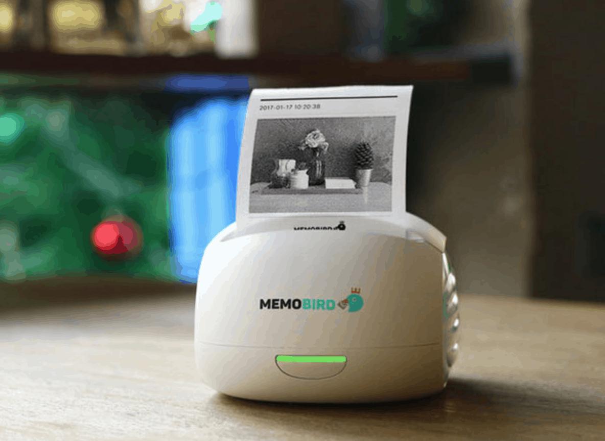 MEMOBIRD Mobile Thermal Printer: $59.99
