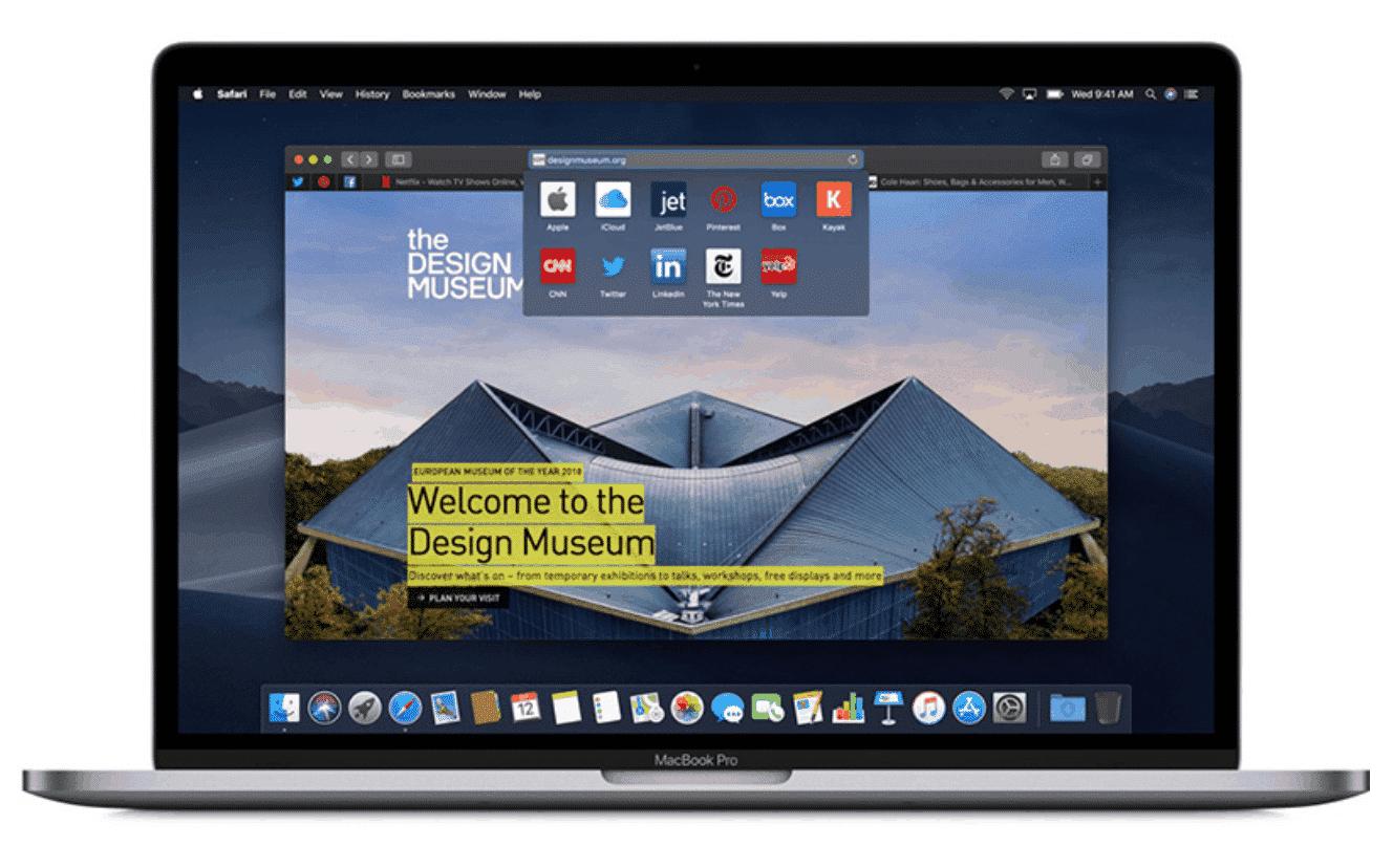 Safari Browsers