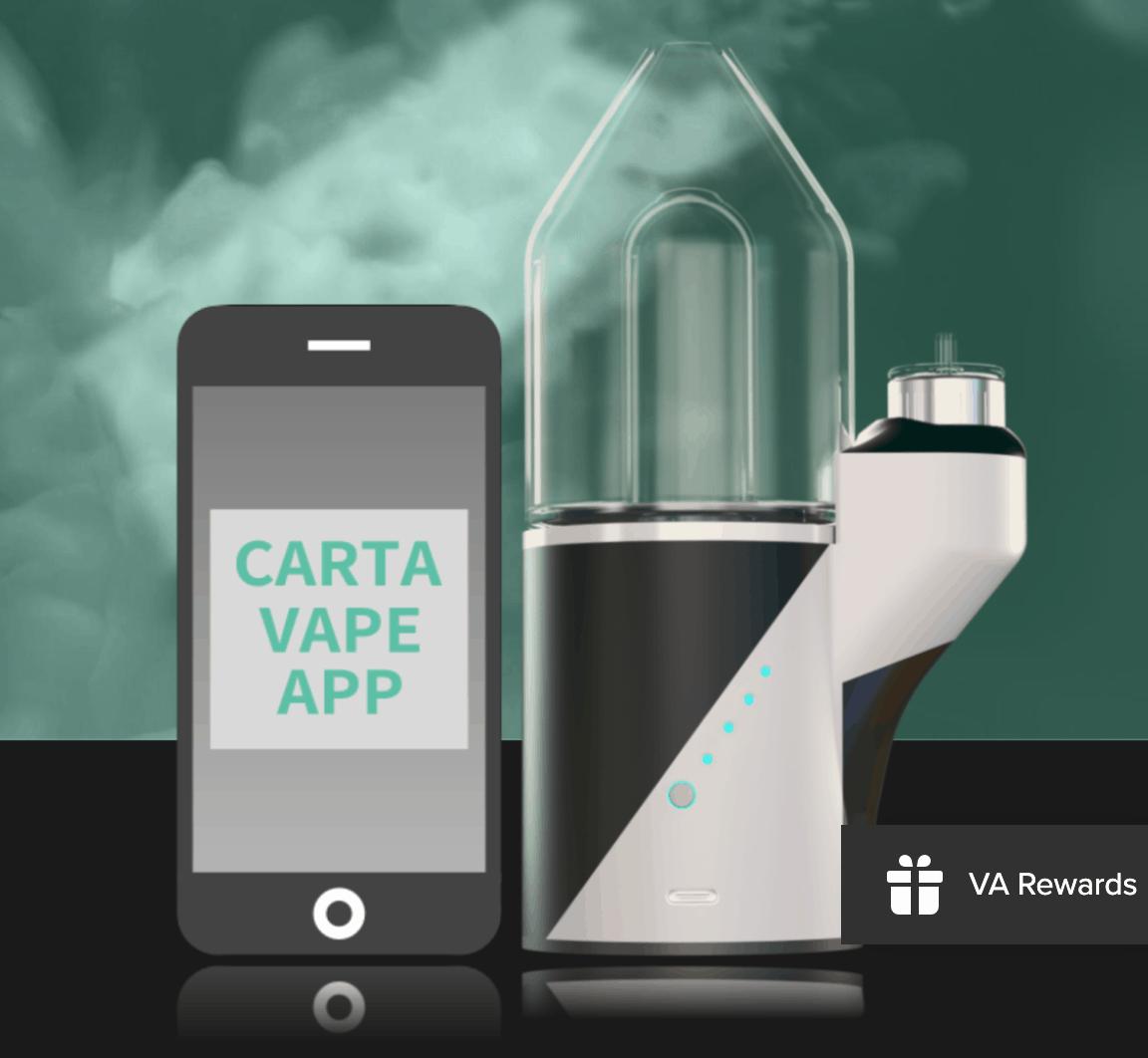 Focus V Carta Vape Rig Advanced Vaping System