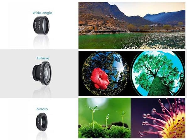 11-in-1 Smartphone Photography Accessory Bundle with Lens