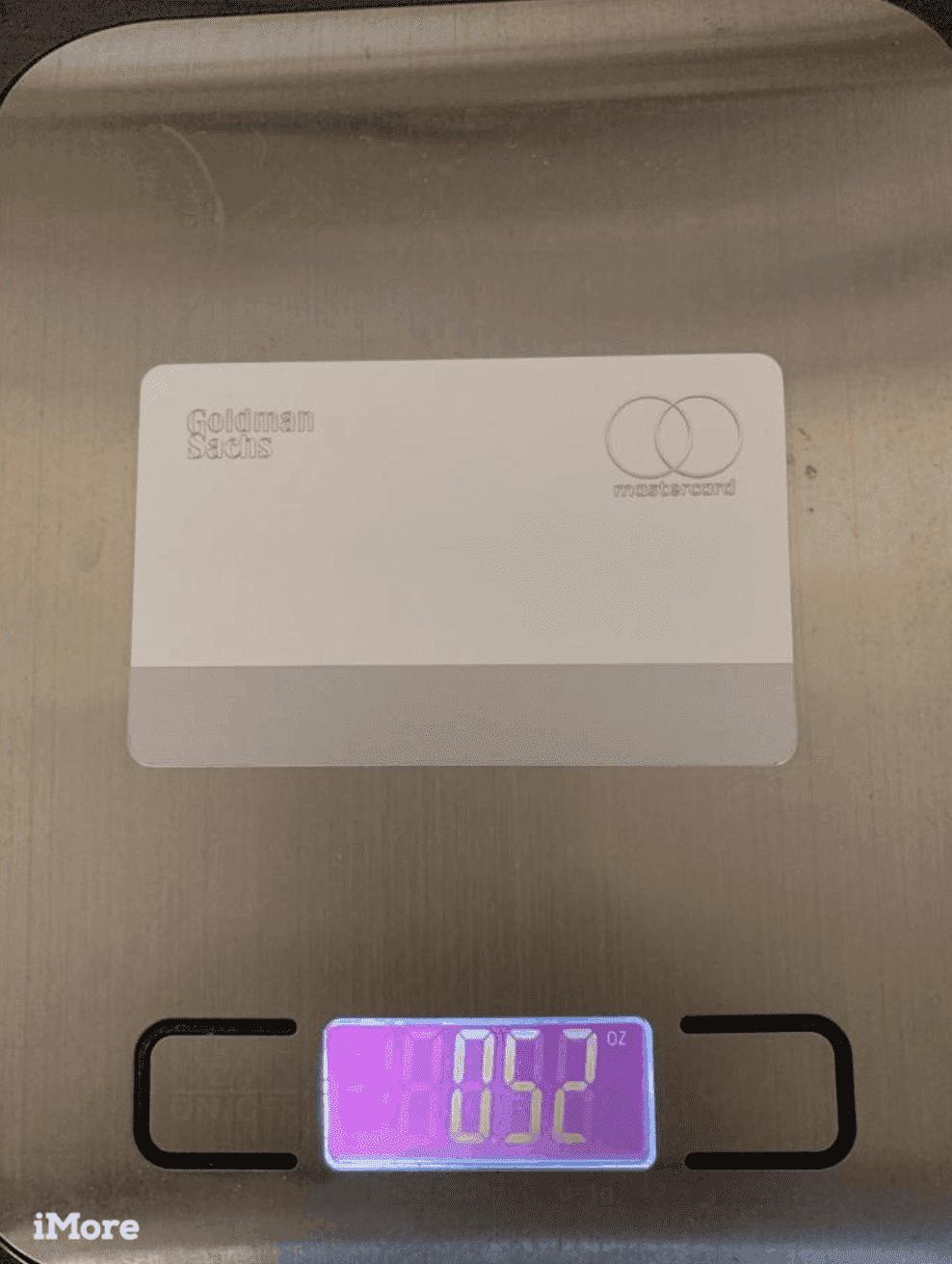 Apple Card Leaked Image Mastercard