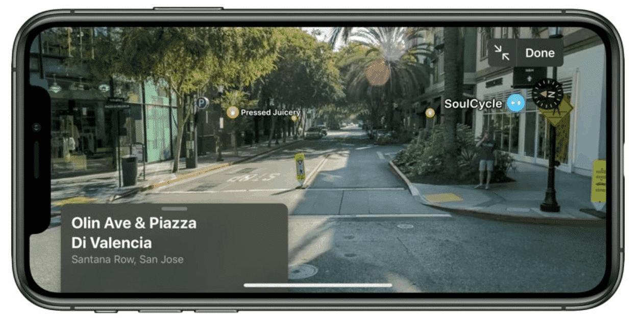 Apple Maps Look Around Image 1