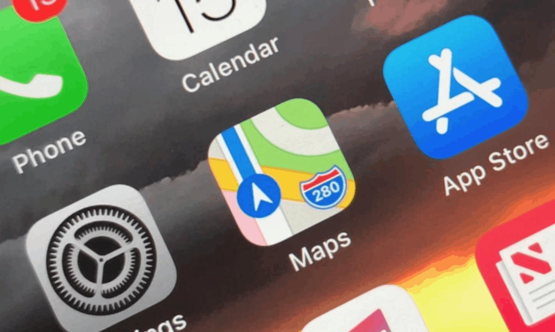 Apple Maps Look Around iOS 13