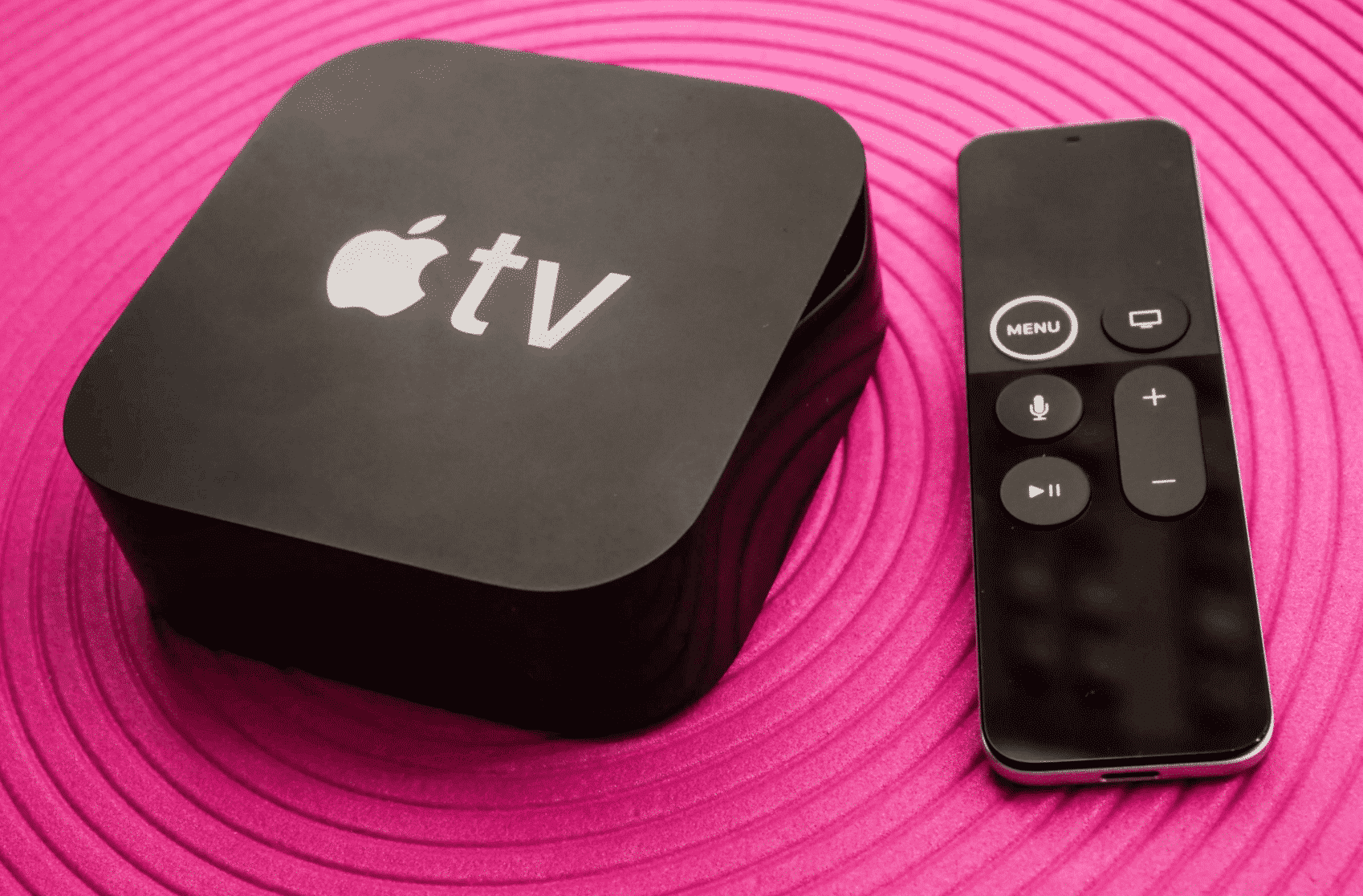 Apple TV 4K that is now on sale for Cyber Monday.