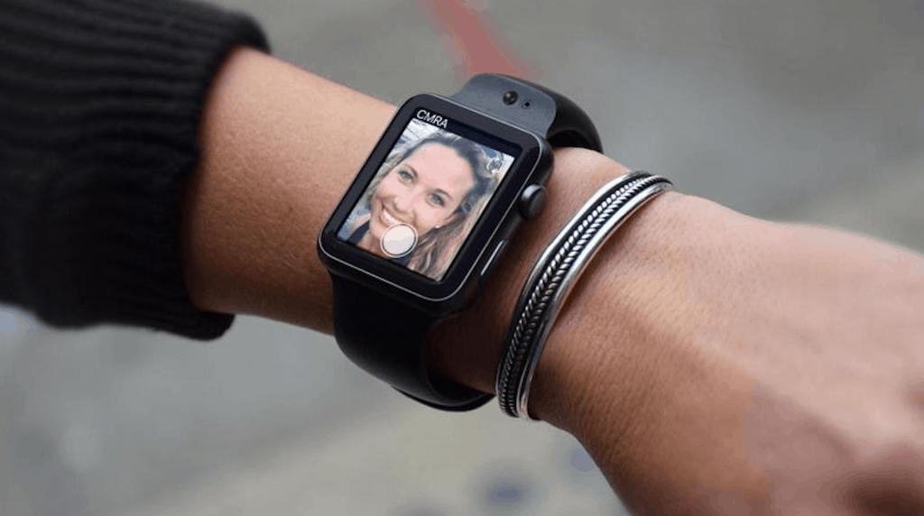Apple Watch Camera