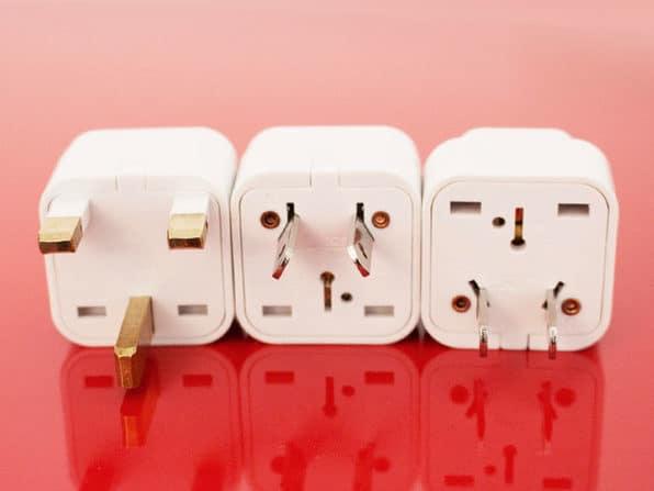 BESTEK Portable International Travel Voltage Converter Plugs