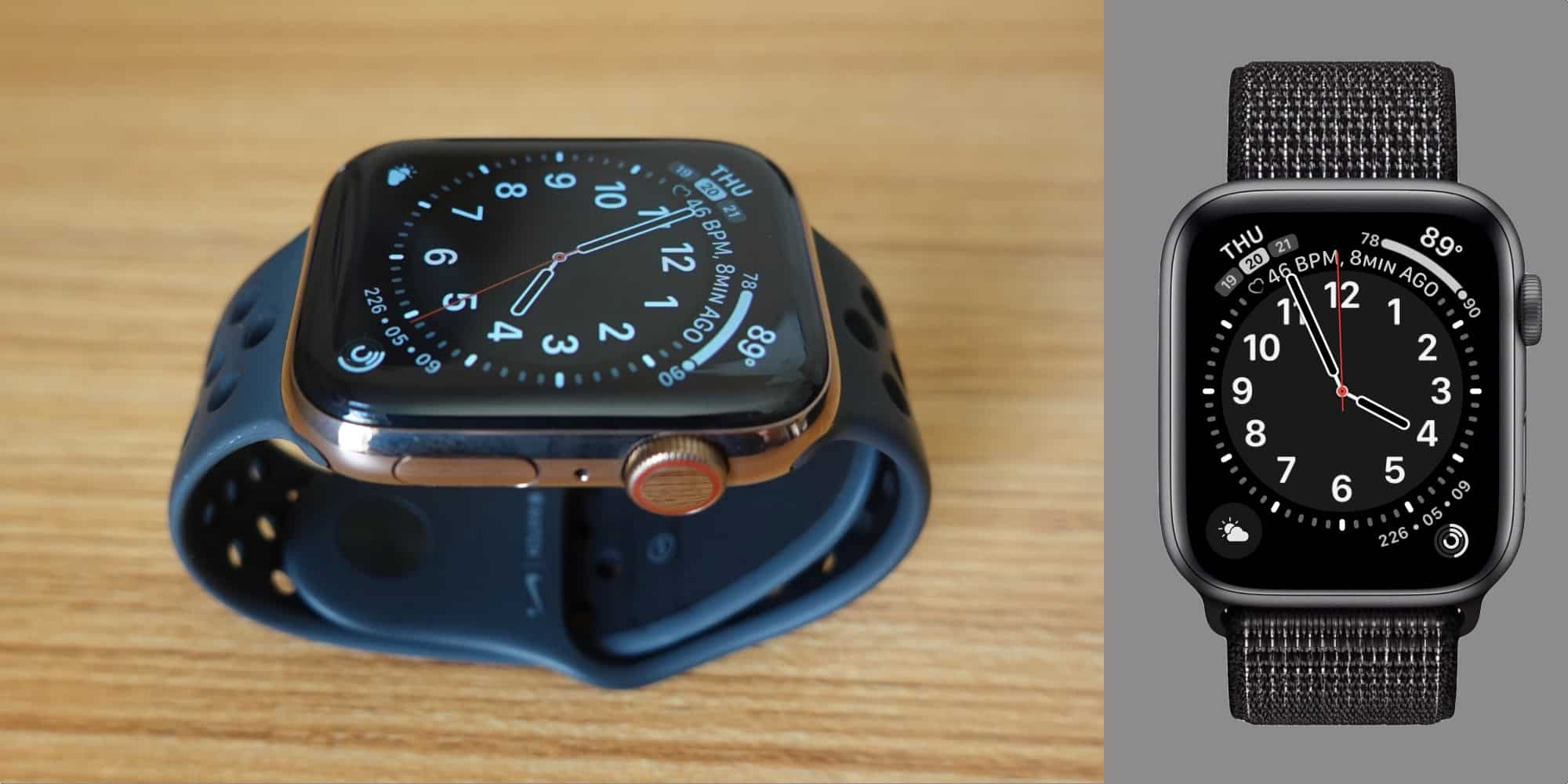 California Face To Apple Watch