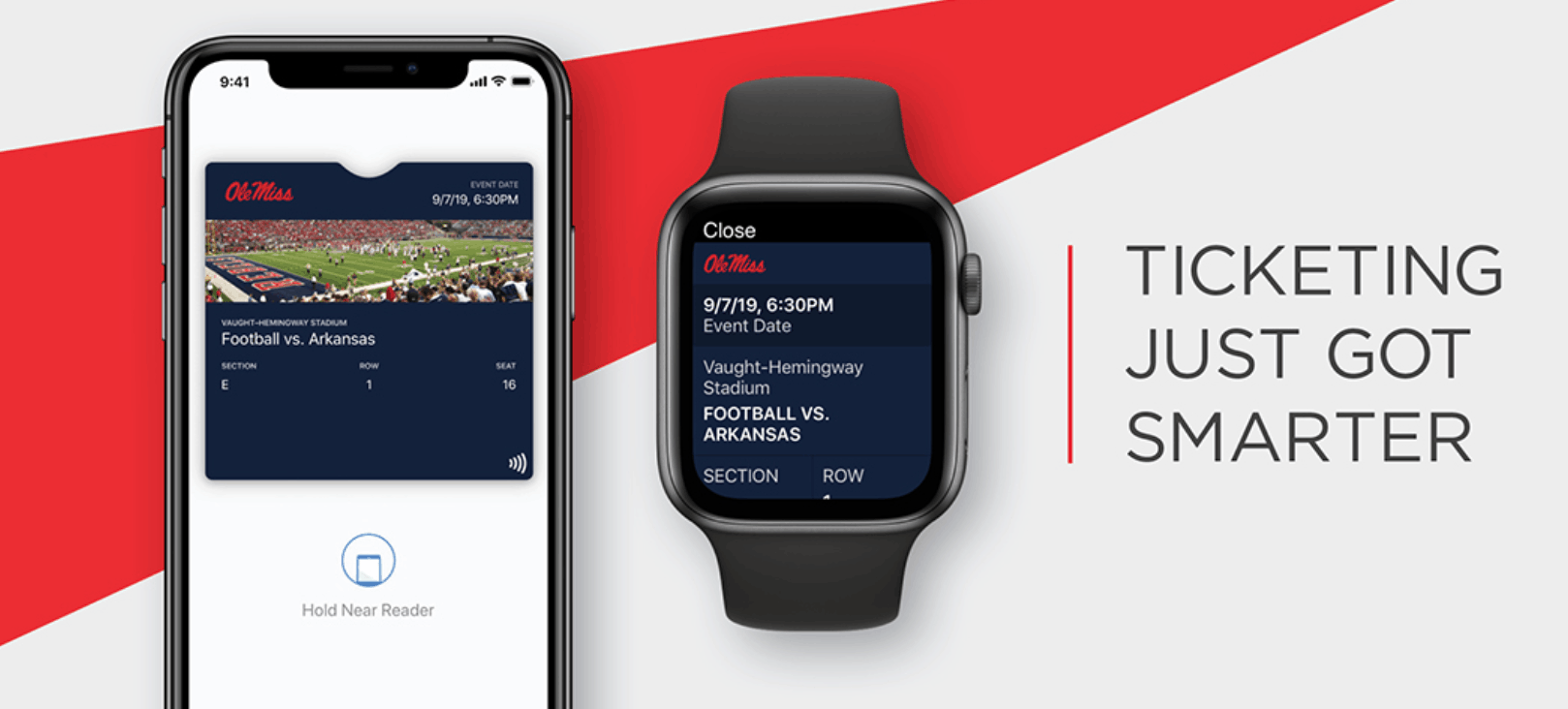 Contactless Ticket Purchases via Apple Wallet Coming To College Sports