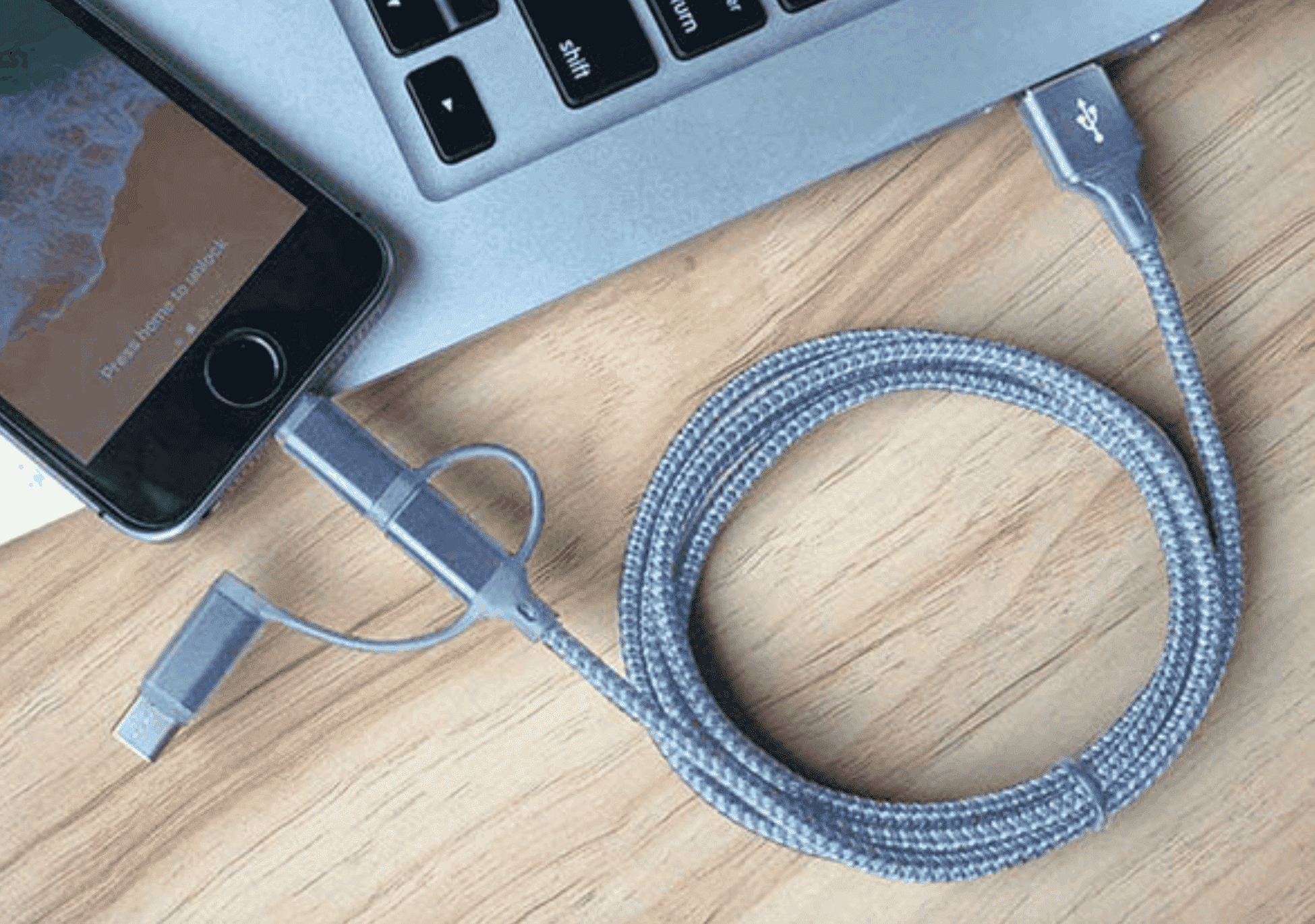 FuelBox LightSpeed Charging Cable