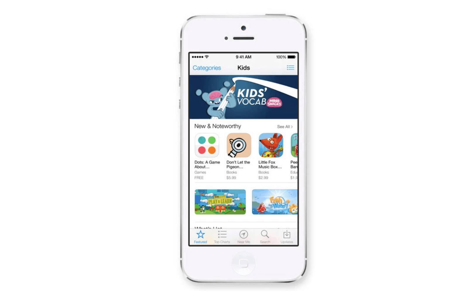 Kid Apps' 3rd Party Tracking on iOS May Face Restrictions