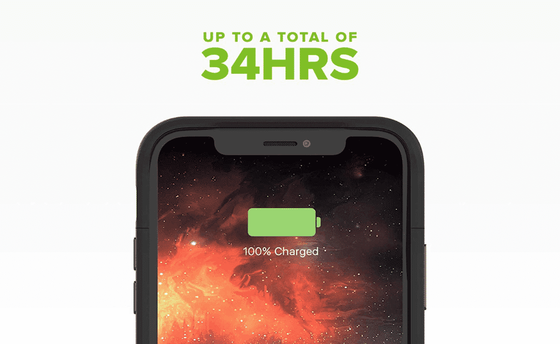 Mophie Air Battery Case with Charging Limit