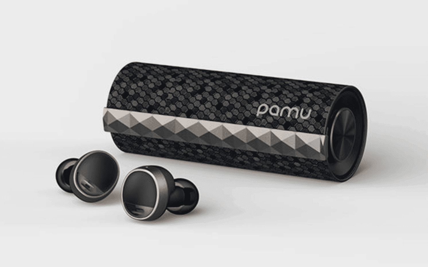 PaMu Scroll True Wireless Earbuds & Case