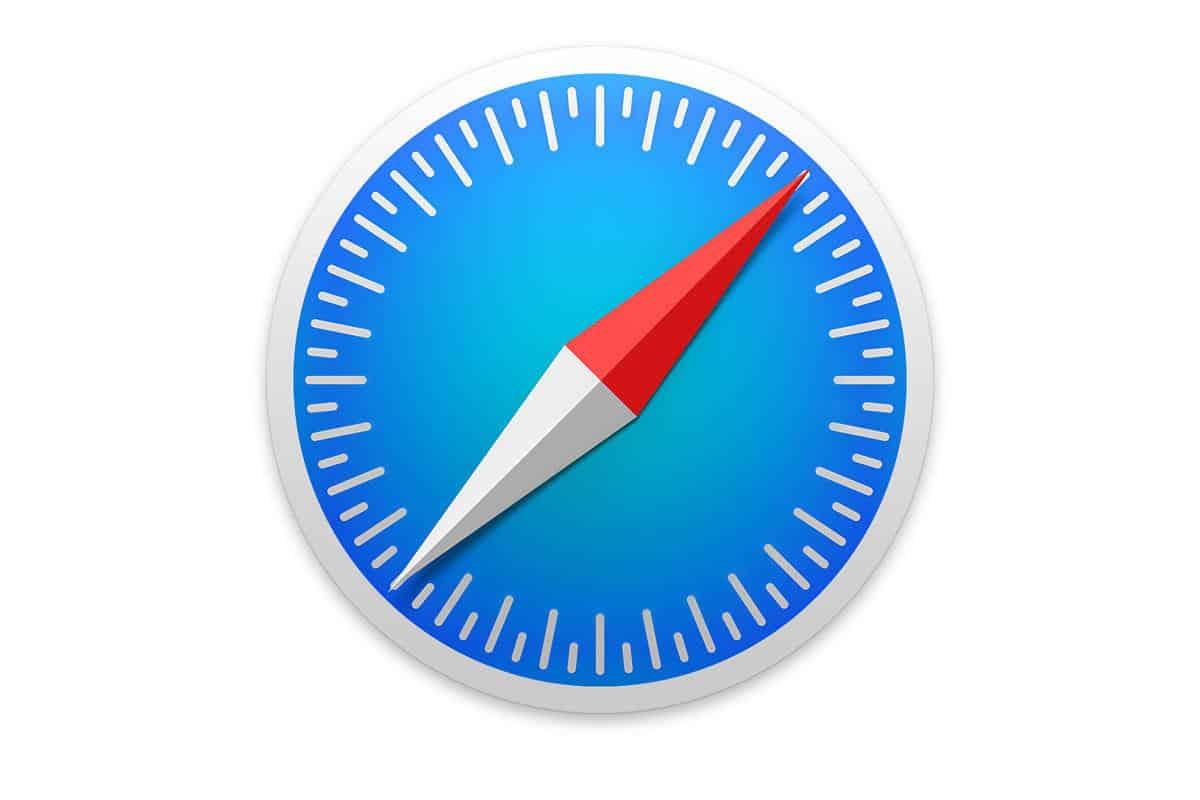 Safari iPadOS