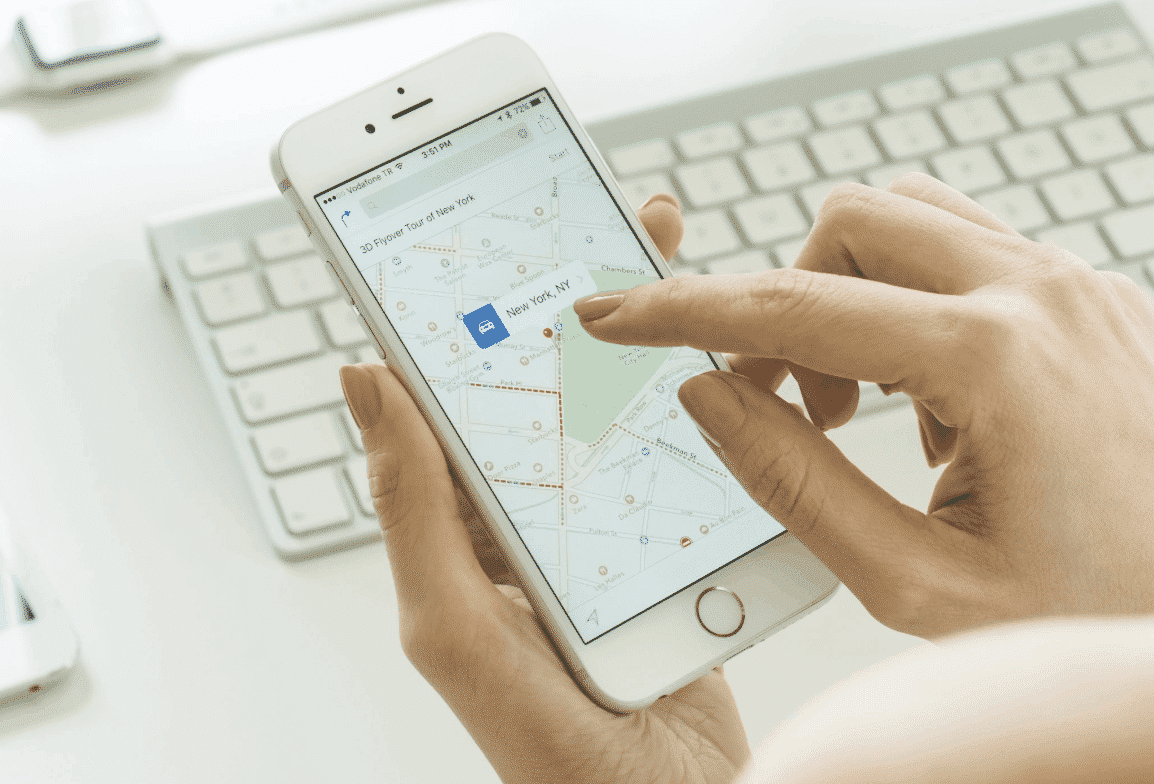 Your Smartphone Can be tracked easily - Be careful