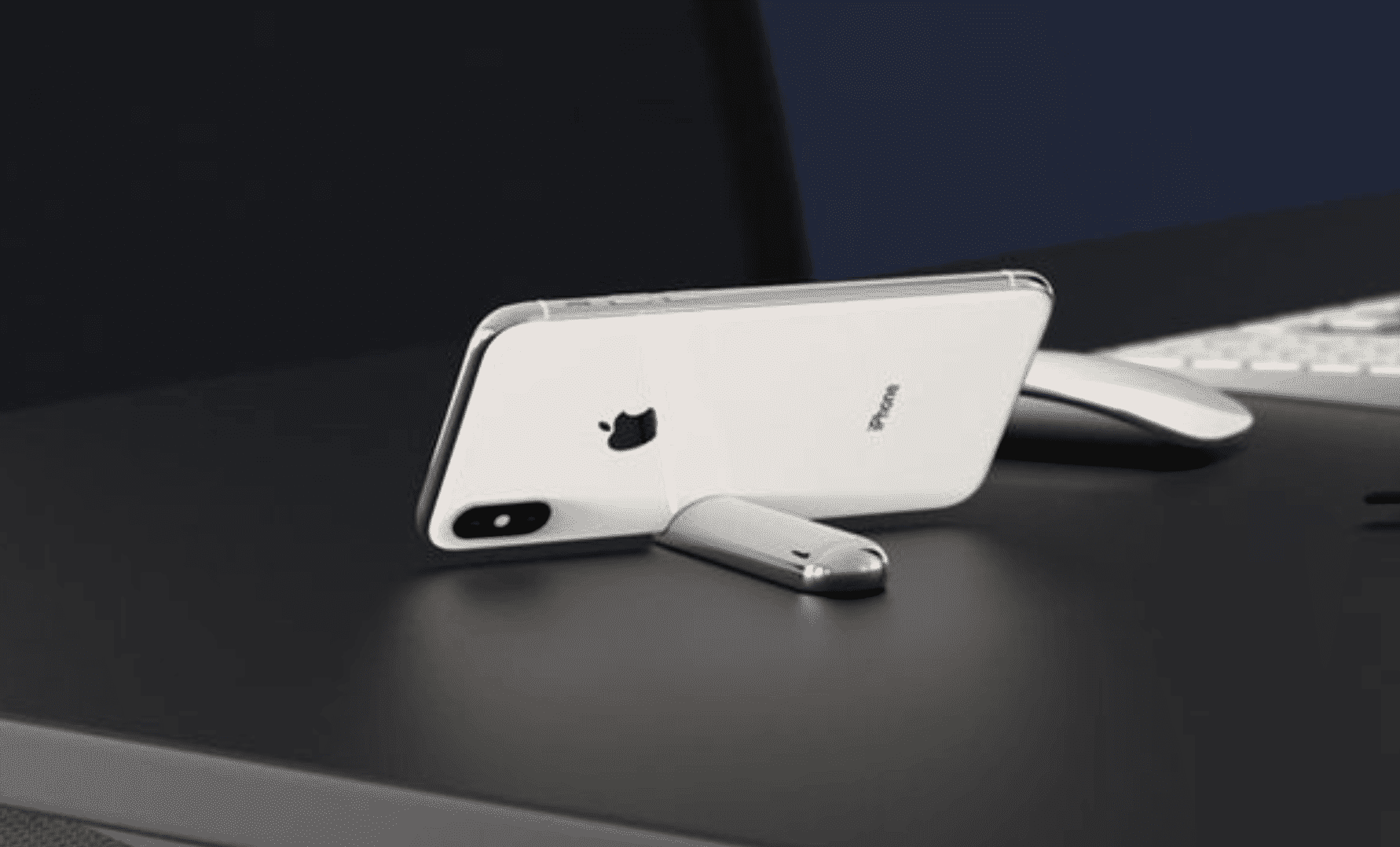 StandONE iPhone X Stand