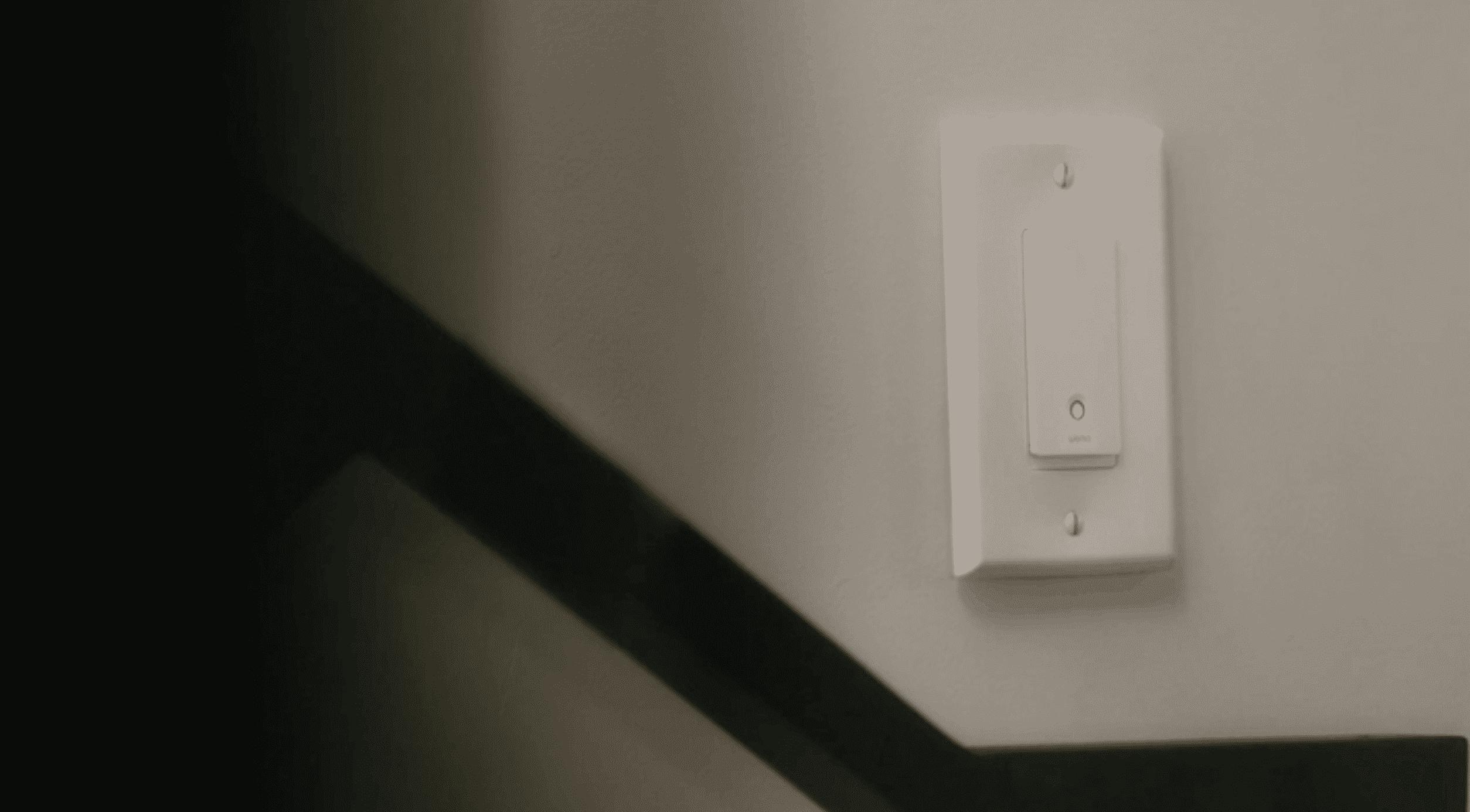 Wemo Smart Light Switch