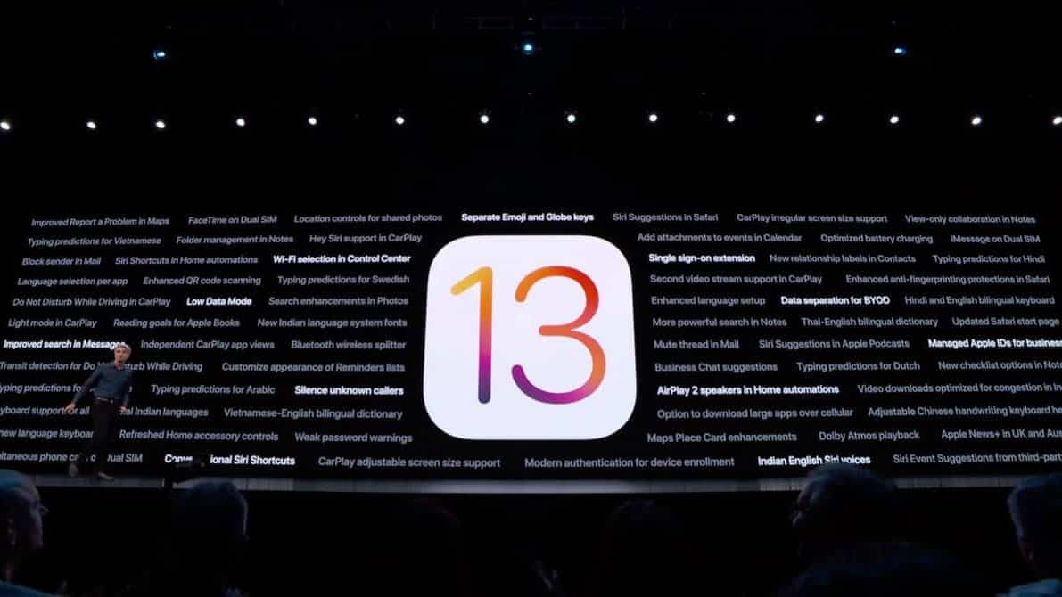 iOS 13 to release next month: iPhone 6S and later 1