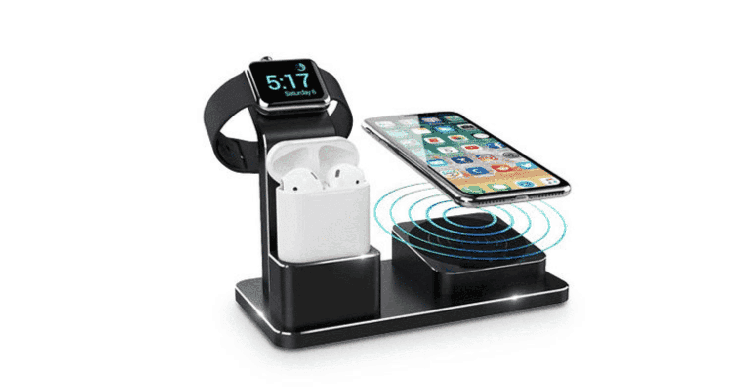 iPM 3-in-1 Wireless Charging Dock