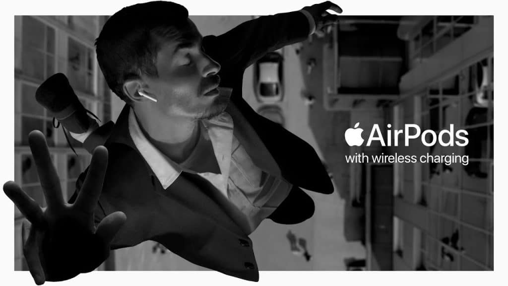 AirPods Wireless Charging Featured in New Apple Ad