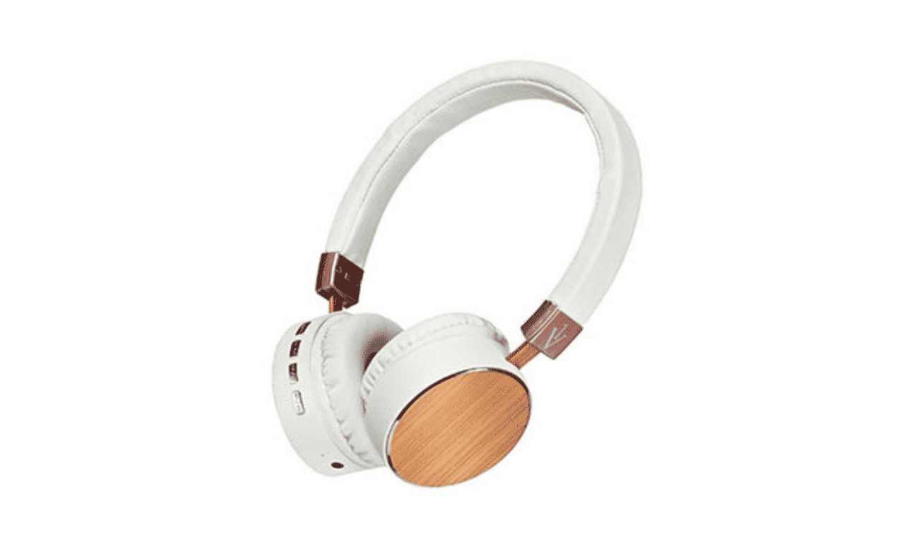 1VX Over-Ear Bluetooth Headphones in Gold