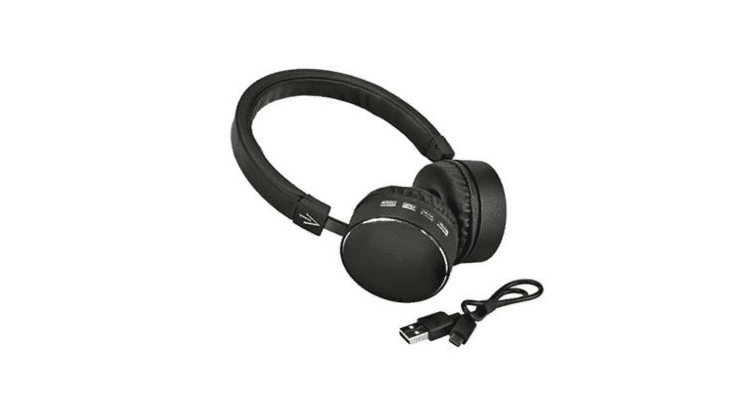 1VX Over-Ear Bluetooth Headphones
