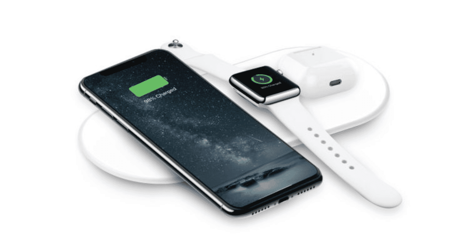 AirZeus 3-in-1 Fast Wireless Charging Pad for iPhone AirPods Apple Watch Price Drop
