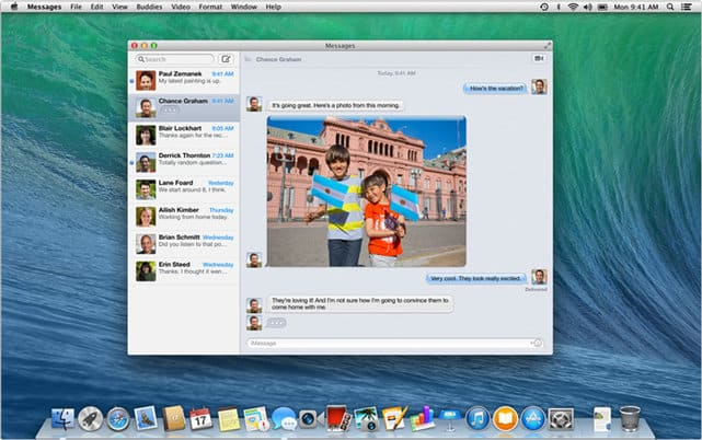 An old Mac to run iMessage on PC