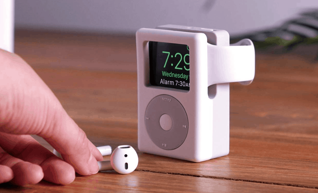 Apple Watch W6 Stand by Elago
