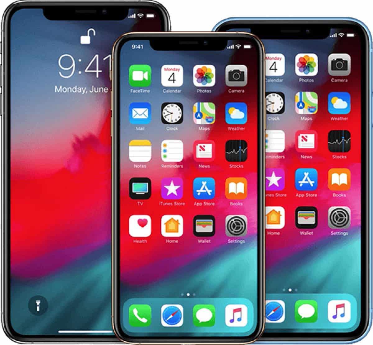 Foxconn 2019 iPhones
