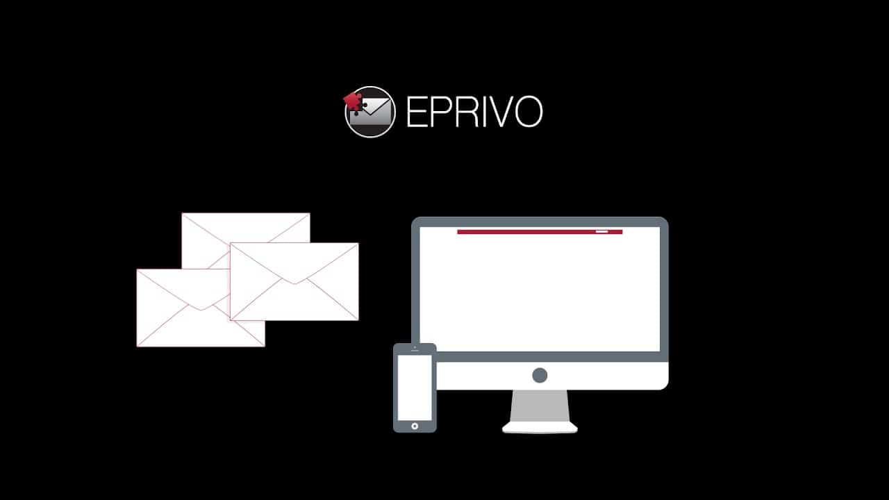 How to Secure Your Email Address with EPRIVO