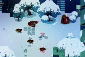 Hyper Light Drifter iPad iPhone
