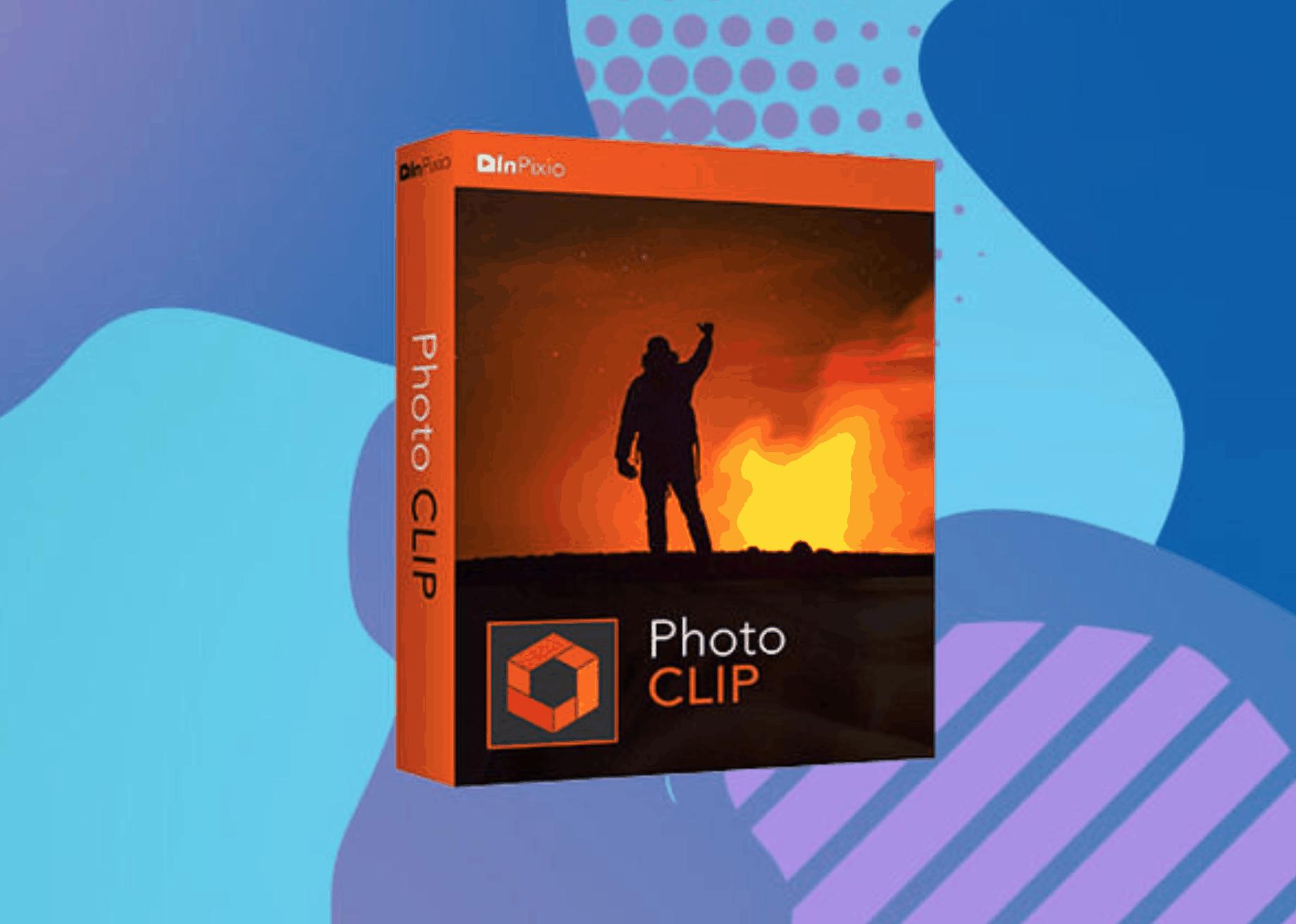 InPixio Photo Clip 9 Editor