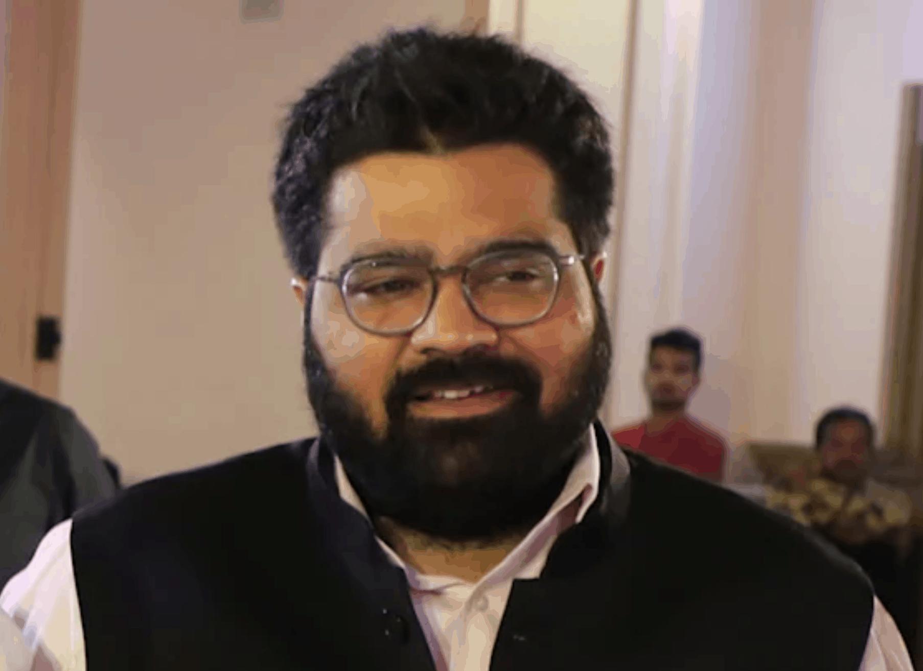 Kartikeya Sharma, Founder of iTV Network