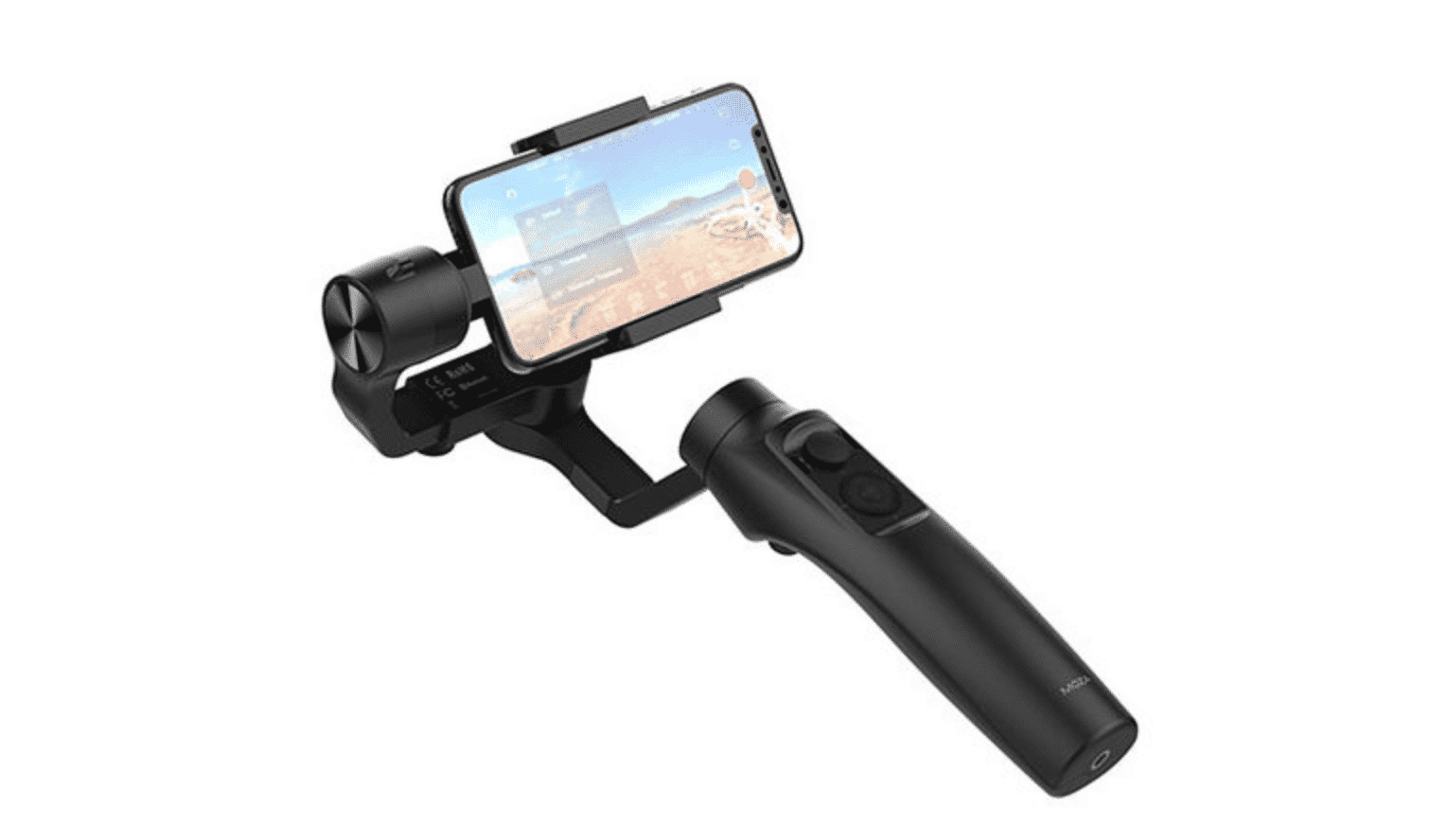 MOZA Mini-Mi Wireless Charging Smartphone Gimbal