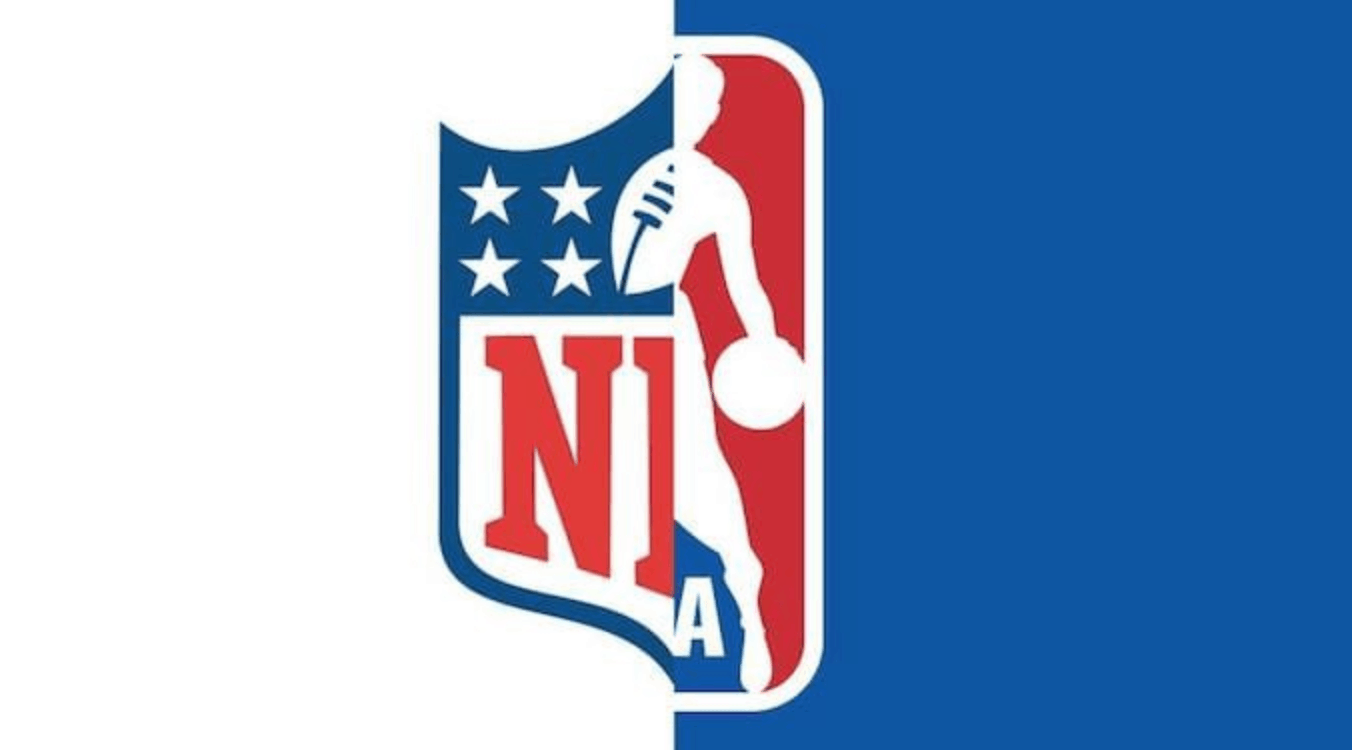 NBA and NFL