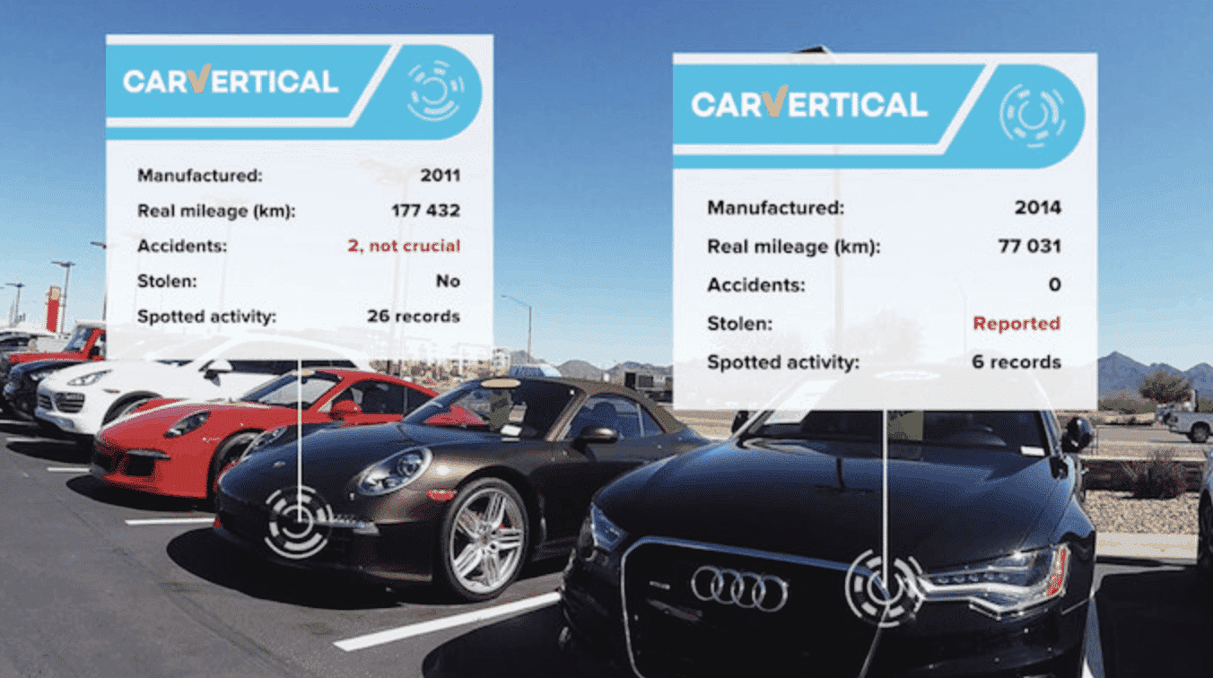carVertical a Revolutionary Solution