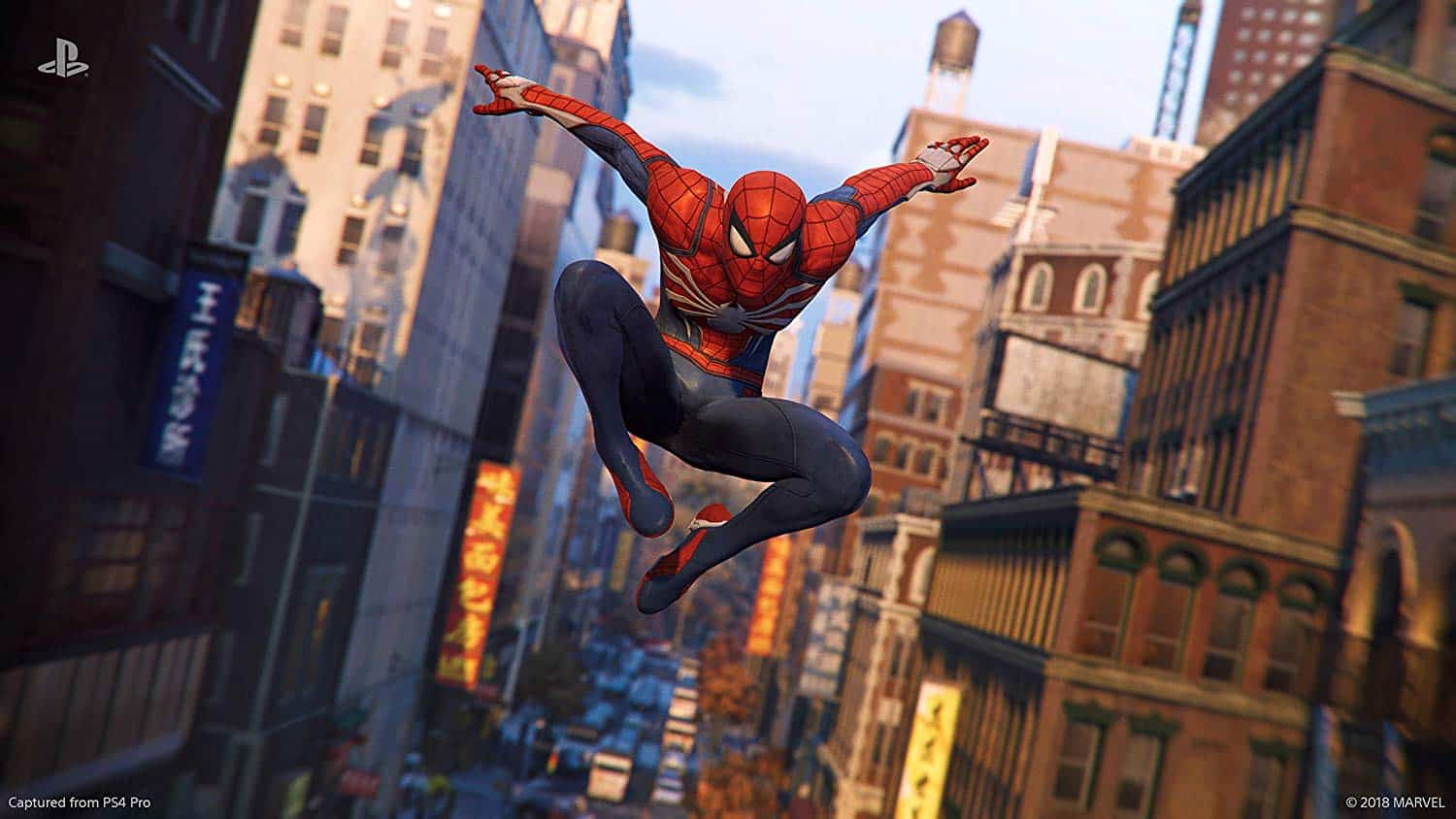 Spider-Man on PS4