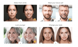 What is FaceApp on Facebook