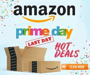 Amazon Prime Day Ads