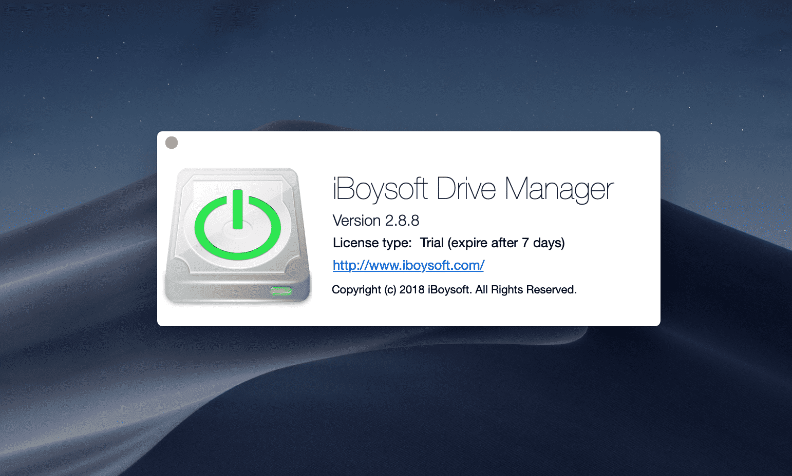 iBoysoft Drive Manager Review