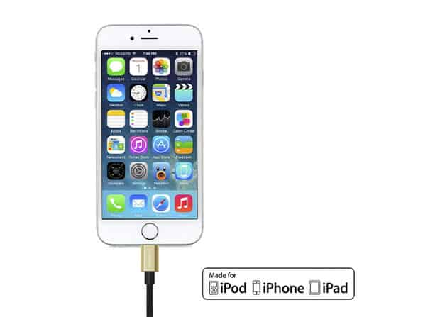 Anti-Tear Charging Cable for iPhone