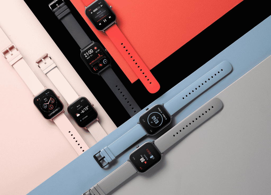 Apple Watch Clone Colors